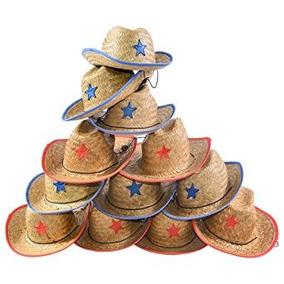Sombrero De Paja Granjero Niños - Disfraces y Cotillón en Mercado ... 87941d2df1b