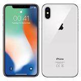 Apple Iphone X 256gb Branco/pret Cpo 1 Ano Garantia Promoção