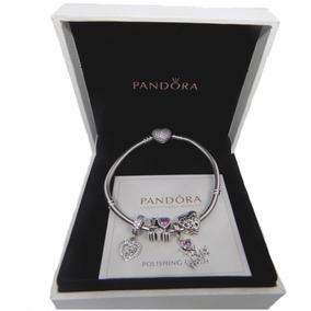 e2b0c2873237 Pulsera Pandora Con Charms Original - Joyería en Mercado Libre México
