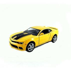 Miniatura Colecionável Chevy Camaro 2014 Sport 1:38 Fricção