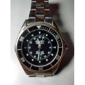 7940c88e911 Relogio Tecnet Masculino Prata - Relógio Masculino