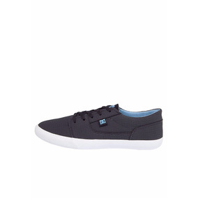 Tênis Dc Shoes Tonik Se Preto/azul