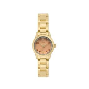 ec0fd0e2497 Relógio Champion Feminino Clássico Pequeno Wr Ch27158b por Olist · Relógio  Condor Feminino Pequeno Clássico Co2035kxa 4t