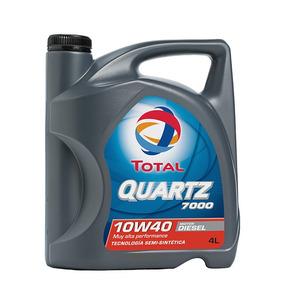 Aceite De Motor Total Quartz 7000 Diesel 10w-40 4l