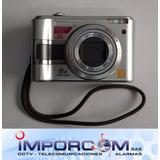 Camara Digital Panasonic Dmc-lz3 Muy Buen Estado Con Estuche