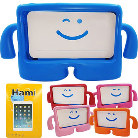 Capa Tablet Tab 3 Kids 7 Polegadas T2105 + Película De Vidro