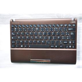Carcaça Base Netbook Asus 1025c Marrom Seminova