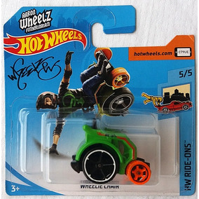 Whelie Chair Hot Wheels Rides On 2019 65/250