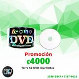 Discos Dvd Imprimibles Promoción.