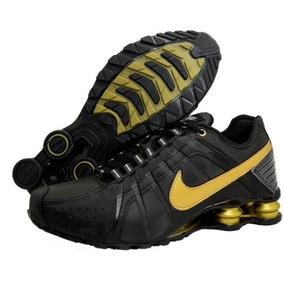 e2e909986d1 Tenis Nike Shox Dourado Inteiro - Tênis no Mercado Livre Brasil
