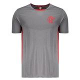 Camisa Flamengo Snap Casual Por Times & Paixões