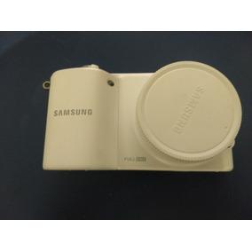 Carcaça Câmera Samsung Nx2000 Com Placa