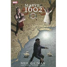 Marvel 1602 - Neil Gailman & Andy Kubert - Importado.