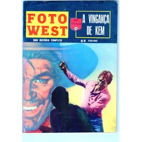 Foto West Nº 21 Ediex A Vingança Do Kem