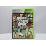 Grand Theft Auto: San Andreas - Xbox 360 ¡fisico-usado!