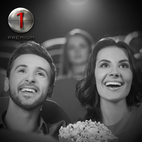 Boleto Cine Premium Formato 2d