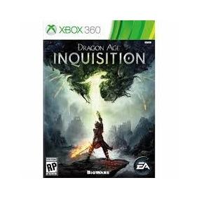 Dragon Age Inquisition Xbox 360 Jogo Original Midia Fisica