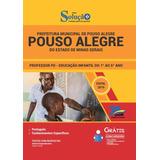 Apostila Pouso Alegre Mg 2019 Professor Infantil
