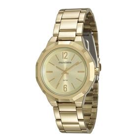 ca7dfe6e795 Caixa Para Relógio Mondaine - Relógios no Mercado Livre Brasil
