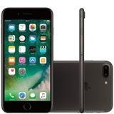 iPhone 7 Plus Apple 128gb Preto Hd 5,5 Ios 10 4g 12 Mp