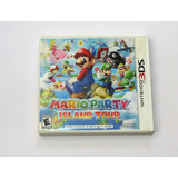 Mario Party Island Tour Para 3ds Caja Ligeramente Dañada