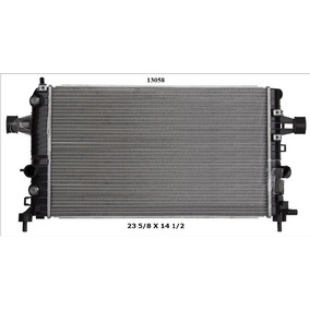 Radiador Chevrolet Astra 2004 2.4l Deyac 16 Mm