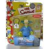 Los Simpson Figura De Accion Krusty Arrestado