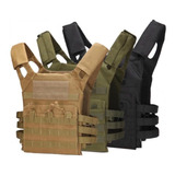Colete Tático Plate Carrier Jpc Molle Airsoft Paintball