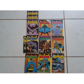 Batman 2º Ano Editora Abril ( Lote 20 Gibis )