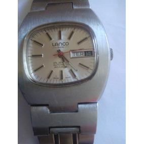 def73b43955 Relogio Lanco Automático Antigo - Relógios no Mercado Livre Brasil