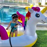 Piscina Unicornio Original Niños Mod 2019 / Pix
