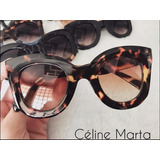 Óculos De Sol Feminino Com Caixa Pronta Entrega daed9e87d5