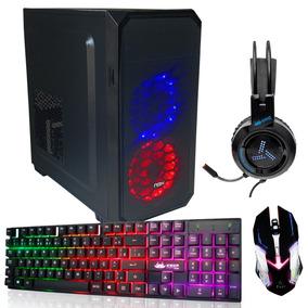 Pc Gamer Barato - I5 / 8gb / Hd 1tb / Gtx 450 + Kit Gamer