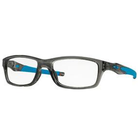 9e163f8d9b Óculos De Grau Oakley Crosslink Original Ox8030 08 Tam.55