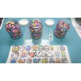 Kit 6mil Beads Perler Hama Midi 5mm Base Libro Accesorios K6