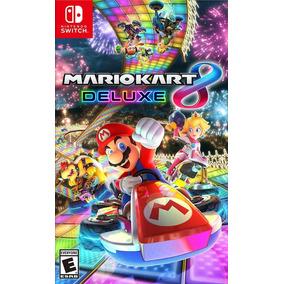 Juego Nintendo Switch Mario Kart Deluxe -laaca Games