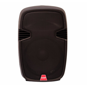 Caixa Ativa 10 Frontal Lexsen Lxp10a 60w Rms Bluetooth Mp3