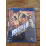 Dragon Ball Evolucion ( Pelicula Bluray )