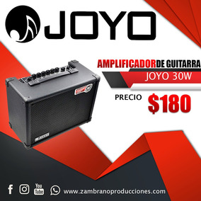 Amplificador Joyo Digital De Guitarra 30w