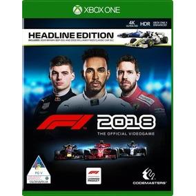 F1 2018 Formula 1 2018 Xbox One Offline