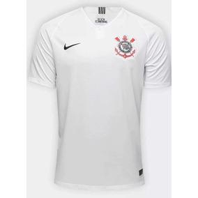 Camiseta Timão Branca Promoção Pronta Entrega P facfb096b4d