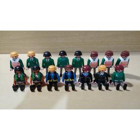 Bonecos Playmobil Geobra. Cada Unidade.