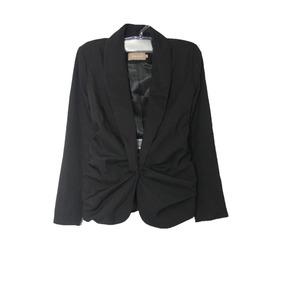 f8a533a6e7 Siberian Casacos - Blazer para Feminino Preto no Mercado Livre Brasil
