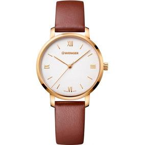 Reloj Wenger Metropolitan Original Para Hombre 011731106