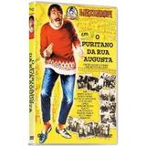 Dvd Coleção Mazzaropi - O Puritano Da Rua Augusta / Novo