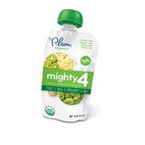 Snack Bebé Plum Organics Mighty 4 4 Oz 12 Pz -banana Kiwi