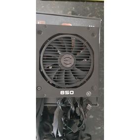 Fonte Atx Evga 850w Real Bq Plus Bronze