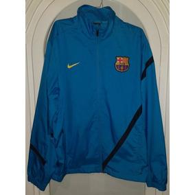 Chamarra Sudadera Barcelona Talla L-grande Nike Original a6219287b14