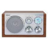 Radio Noblex Rx40m Am/fm Dis.madera
