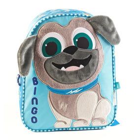 Mochila Puppy Dog Pals Bingo Y Rolly 12